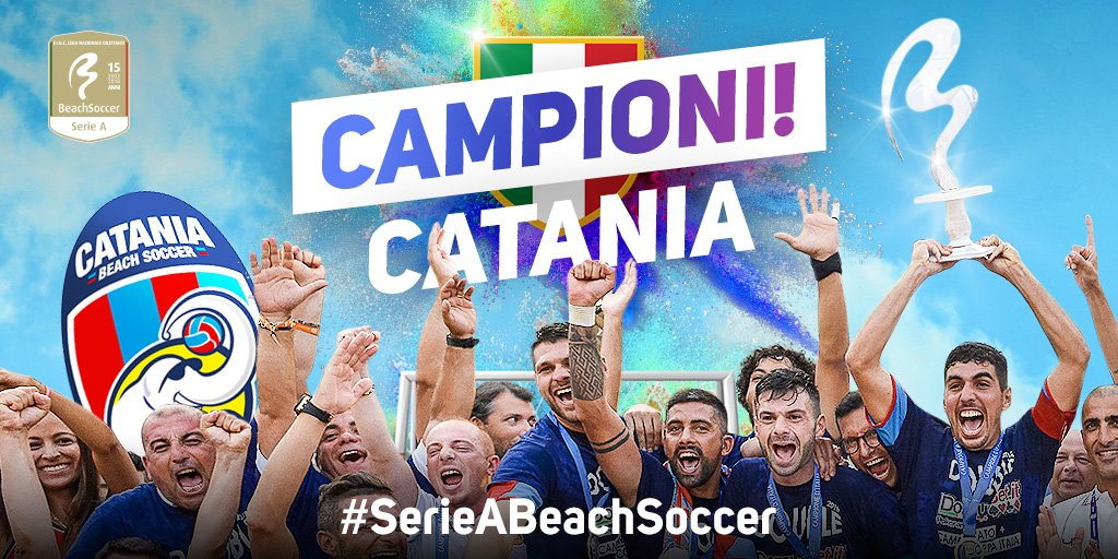 DOMUSBET CATANIA BEACH SOCCER COMMUNICATION MEDIA REPORT
