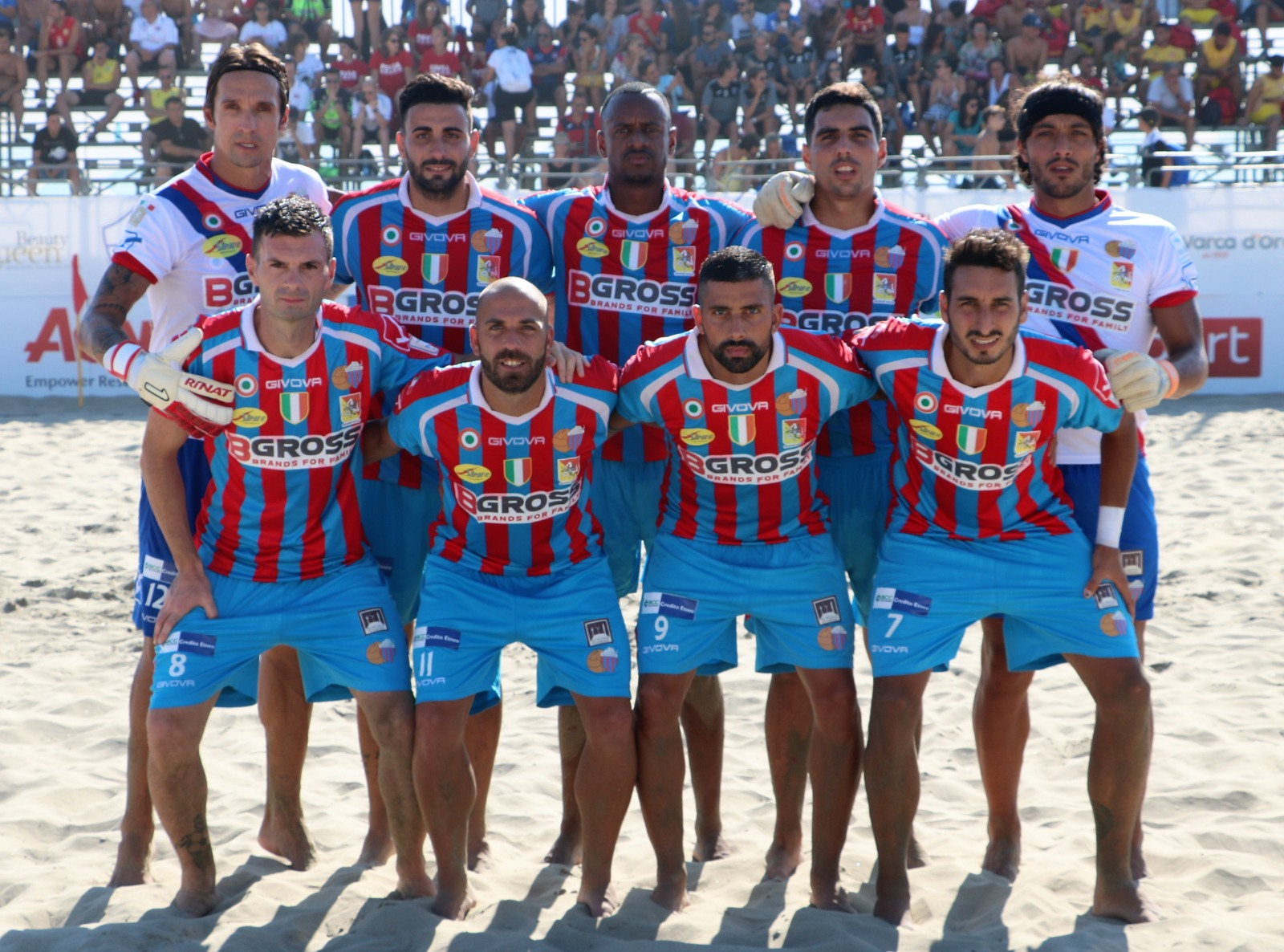 Catania, Final Eight Scudetto: quarti di finale sara' ancora Catania Bs-Terracina